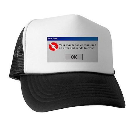 Fatal Error 2 tone hat