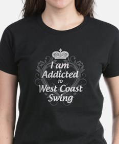 Funny West coast swing Tee