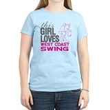 West coast swing Clothing