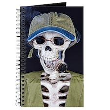 Skinny Skeleton Journal
