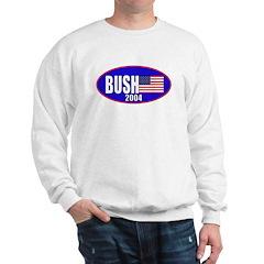 George Bush 2004 Sweatshirt