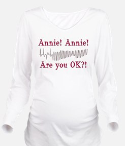 annie-acls-03.png Long Sleeve Maternity T-Shirt