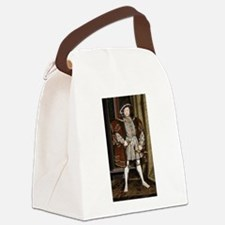 henry the eighth Canvas Lunch Bag