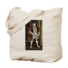 henry the eighth Tote Bag