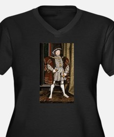 henry the eighth Plus Size T-Shirt