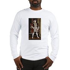 henry the eighth Long Sleeve T-Shirt