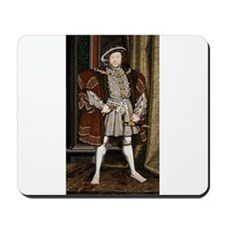 henry the eighth Mousepad