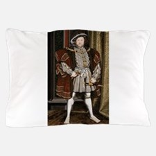 henry the eighth Pillow Case