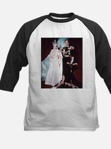 queen elizabeth the second Baseball Jersey