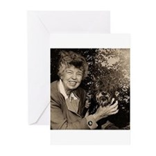 eleanor,roosevelt Greeting Cards