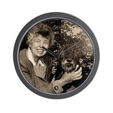 eleanor,roosevelt Wall Clock