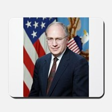 dick cheney Mousepad