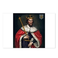 alfred the great Postcards (Package of 8)