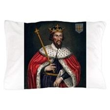 alfred the great Pillow Case
