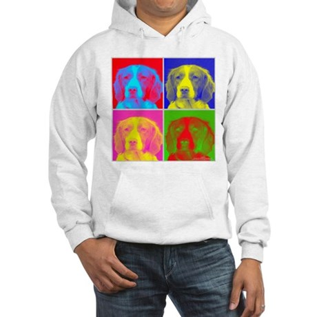 Warhol Hooded Sweatshirt