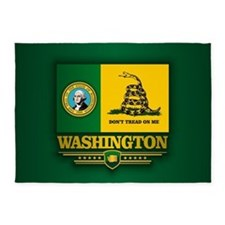 Washington DTOM 5'x7'Area Rug