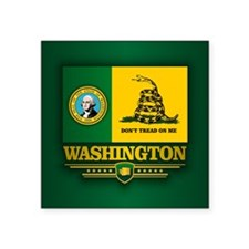 Washington DTOM Sticker