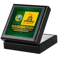 Washington DTOM Keepsake Box