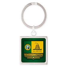 Washington DTOM Keychains
