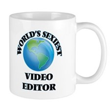 World's Sexiest Video Editor Mugs