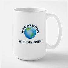 World's Sexiest Web Designer Mugs