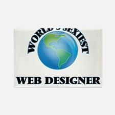 World's Sexiest Web Designer Magnets