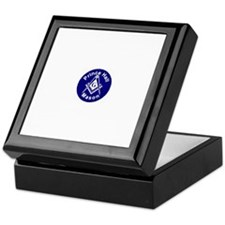 Prince Hall Mason Keepsake Box