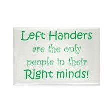 Left Hand Right Mind Magnets