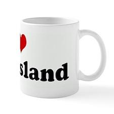 I Love Long Island Mug
