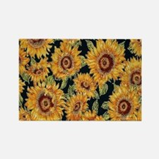 Sunflowers Magnets