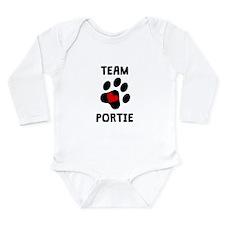 Team Portie Body Suit