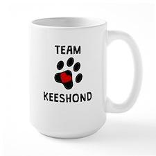 Team Keeshond Mugs