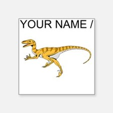 Velociraptor (Custom) Sticker