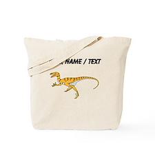 Velociraptor (Custom) Tote Bag