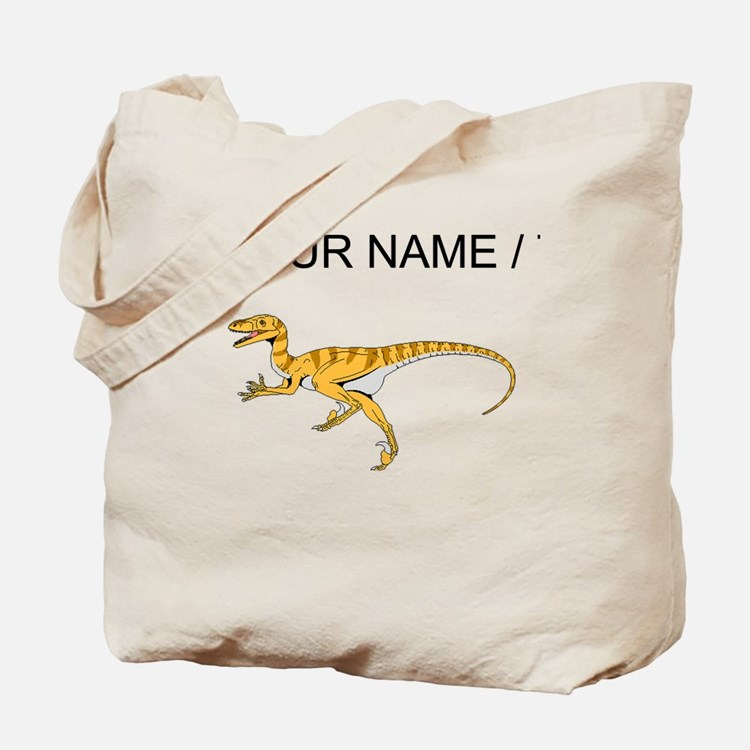 Velociraptor (Custom) Tote Bag