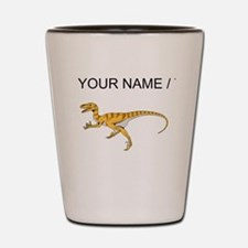 Velociraptor (Custom) Shot Glass