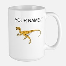 Velociraptor (Custom) Mugs