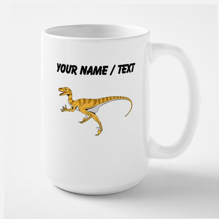Velociraptor (Custom) Mugs