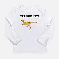 Velociraptor (Custom) Long Sleeve T-Shirt