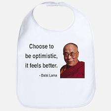 Dalai Lama 6 Bib