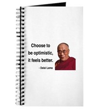 Dalai Lama 6 Journal