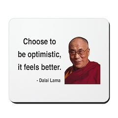 Dalai Lama 6 Mousepad
