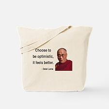 Dalai Lama 6 Tote Bag
