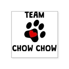 Team Chow Chow Sticker