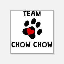Team Chow Chow Sticker