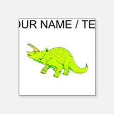 Triceratops (Custom) Sticker