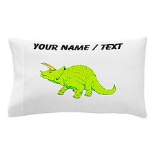 Triceratops (Custom) Pillow Case