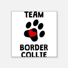 Team Border Collie Sticker
