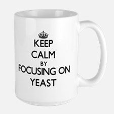 Keep Calm by focusing on Yeast Mugs