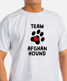 Team Afghan Hound T-Shirt